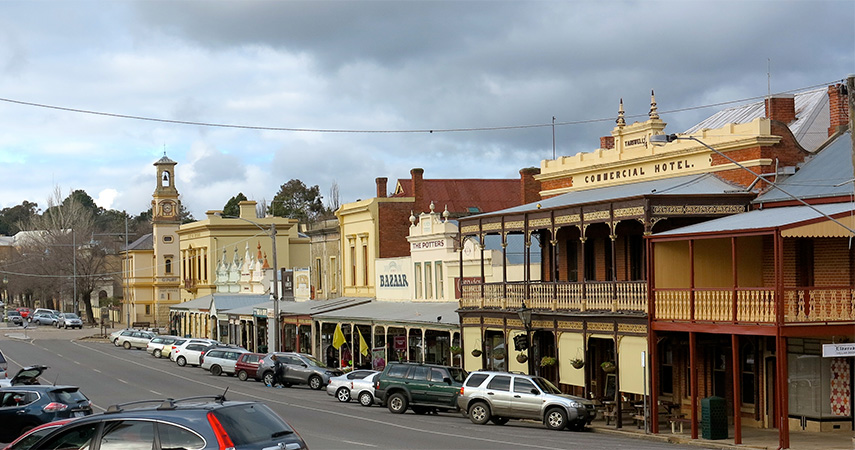 Beechworth Business Sale Solicitors